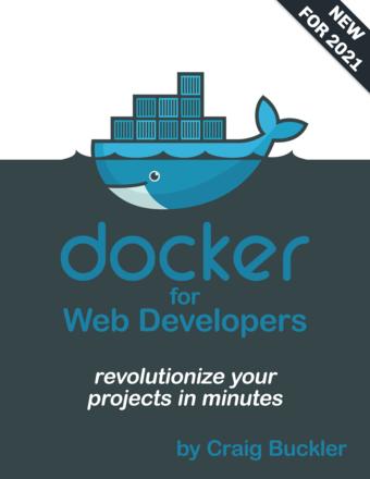 Docker for Web Developers