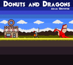 Donuts and Dragons