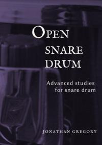Open Snare Drum Volume 3