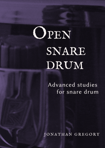 Open Snare Drum Volume 3