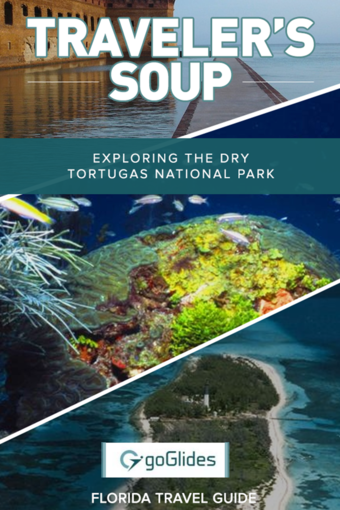 Exploring the Dry Tortugas National Park