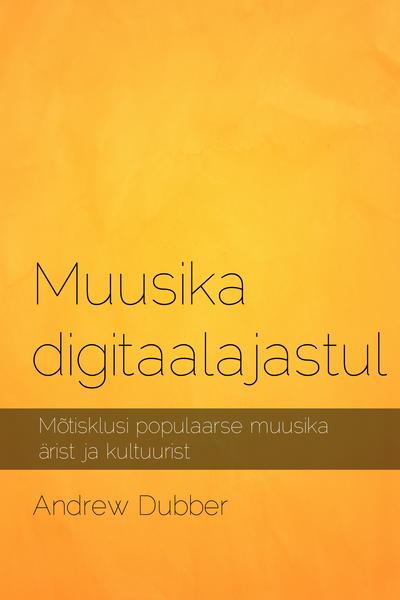 Muusika digitaalajastul