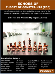The Echoes of Theory of Constraints (TOC) - Volume 1