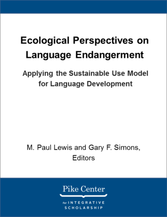 Ecological Perspectives on Language Endangerment