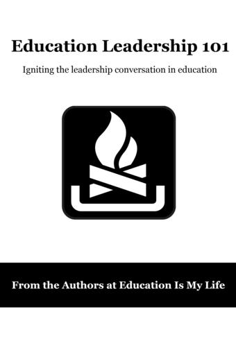 Education Leadership 101
