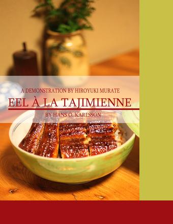 Eel à la Tajimienne