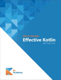 Effective Kotlin
