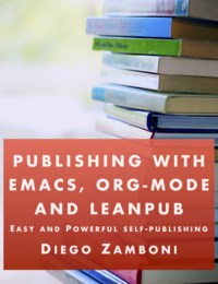 Publishing with Emacs, Org-mode and Leanpub