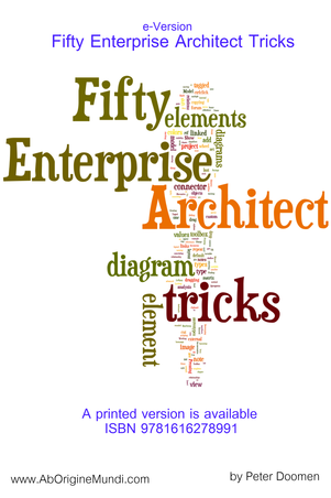 Fifty Enterprise Architect Tricks