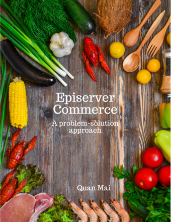 Episerver Commerce: A problem - solution approach