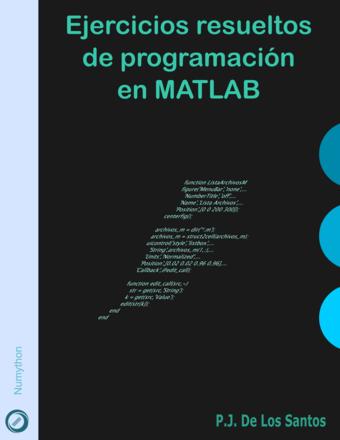 Ejercicios resueltos de programación en MATLAB