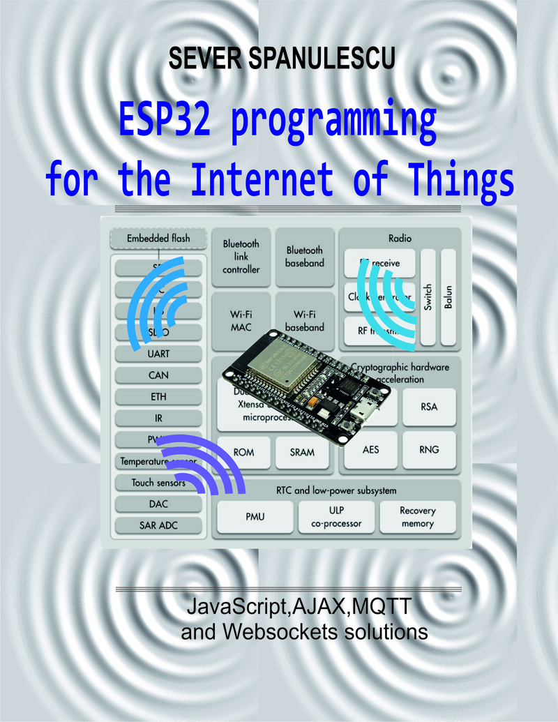 ESP32 Programming for the… by Sever Spanulescu [PDF/iPad/Kindle]