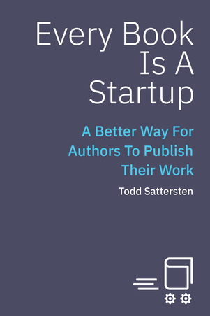 Every Book Is A Startup