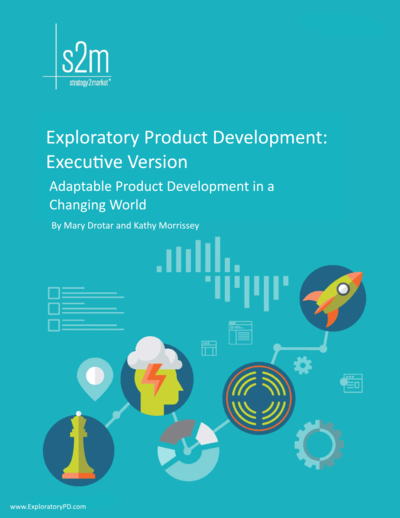 Exploratory Product Development: Executive Version