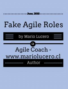 Fake Agile Roles