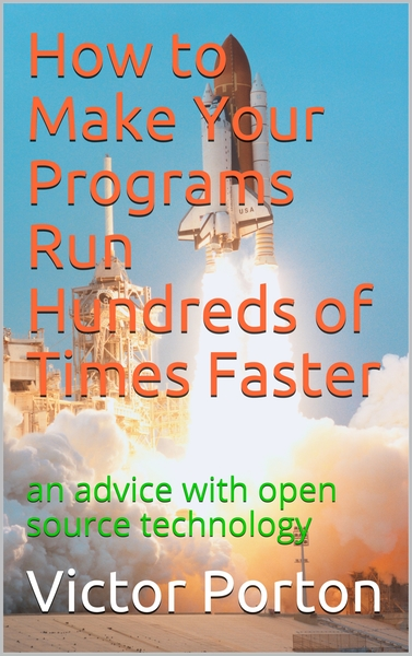 How to Make Your Programs Run Hundreds of Times Faster