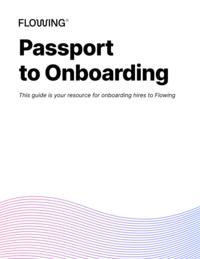 Passport to Onboarding