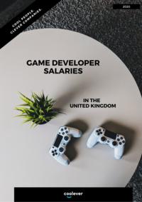 Game Developer Salaries in the United Kingdom
