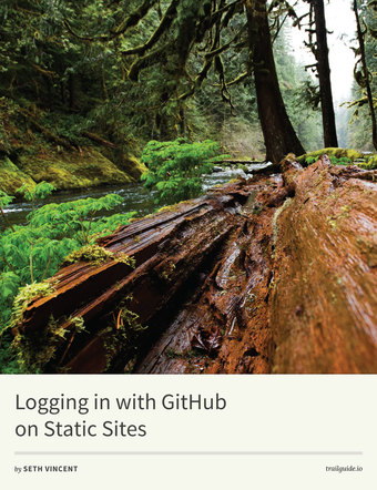 Logging in with GitHub on Static Sites