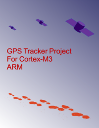 GPS Tracker Project for Cortex-M3 ARM