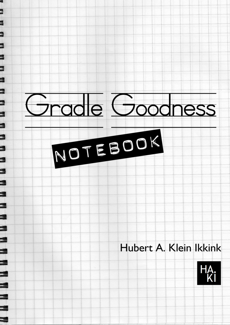 Gradle… by Hubert A  Klein Ikkink (mrhaki) [PDF/iPad/Kindle]