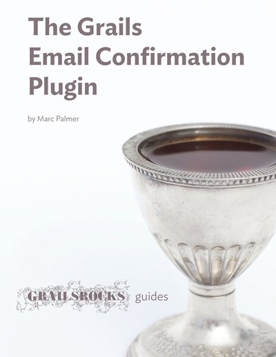 The Grails Email Confirmation Plugin