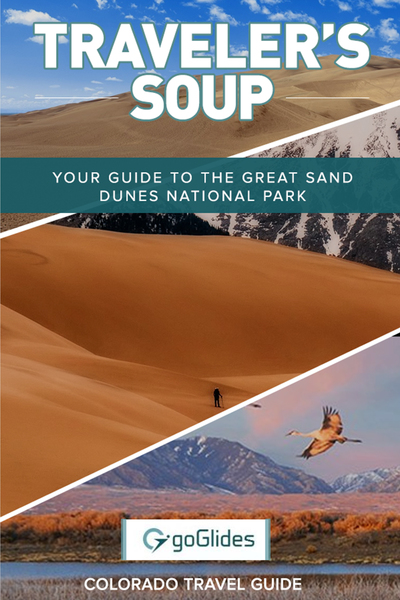 Your Guide To The Great Sand Dunes National Park