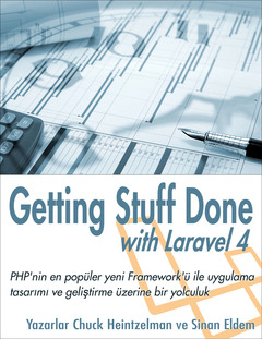 Getting Stuff Done with Laravel 4 (TR) Türkçe