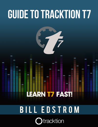 Guide to Tracktion T7