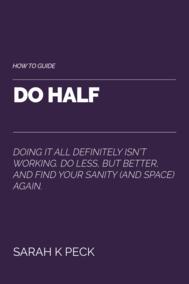 Do Half