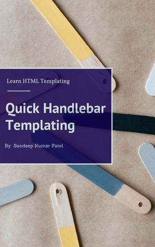 Quick Start Handlebar Templating