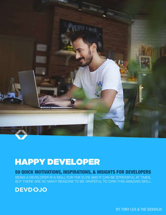 Happy Developer