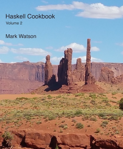 Haskell Cookbook, Volume 2