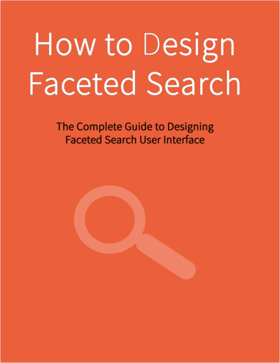 How to Design Faceted Search