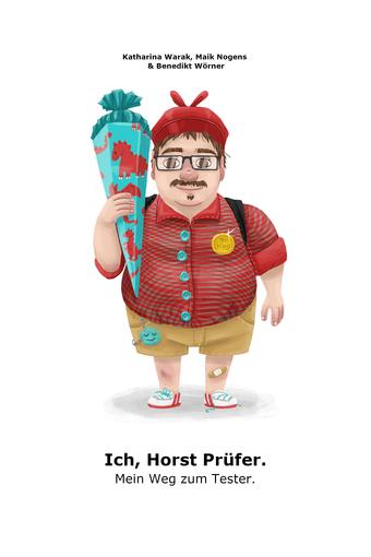 Ich, Horst Prüfer.