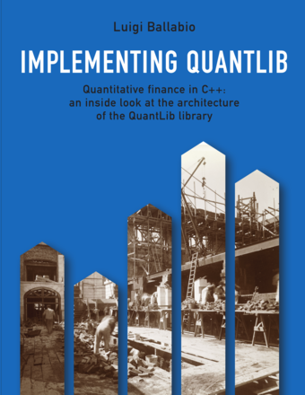 Implementing QuantLib