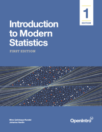Introduction to Modern Statistics