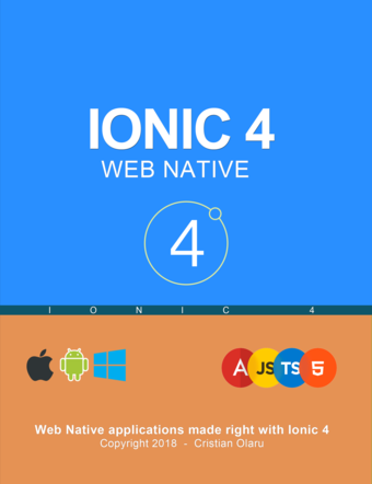 Ionic 4 - Web Native