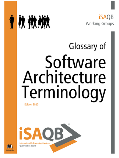 iSAQB Glossary of Software Architecture Terminology