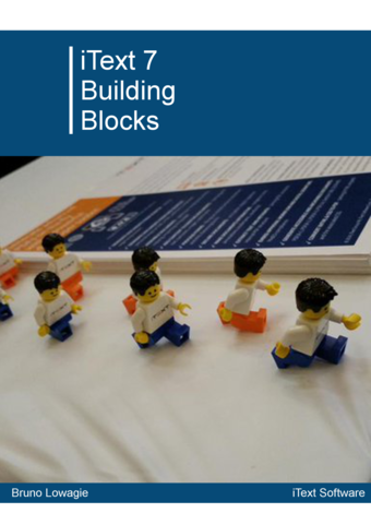 iText 7: Building Blocks