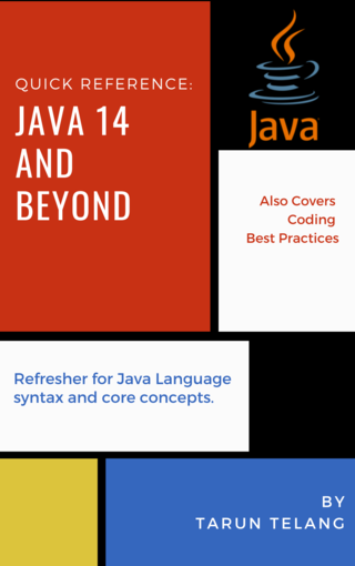 Java 14 Quick Reference Guide