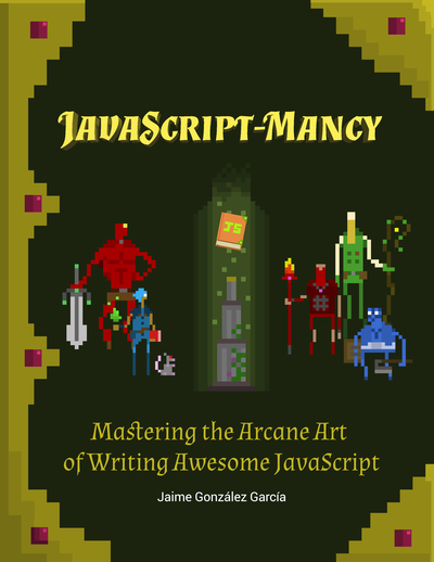 Javascript Mancy By Jaime Gonzalez Garcia Pdf Ipad Kindle