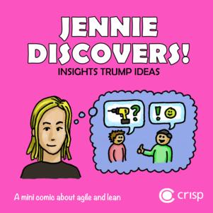 Jennie Discovers