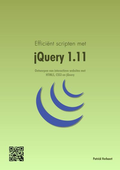 Efficiënt scripten met jQuery 1.11 (jQuery 2.1)