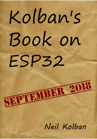 Kolban's book on ESP32