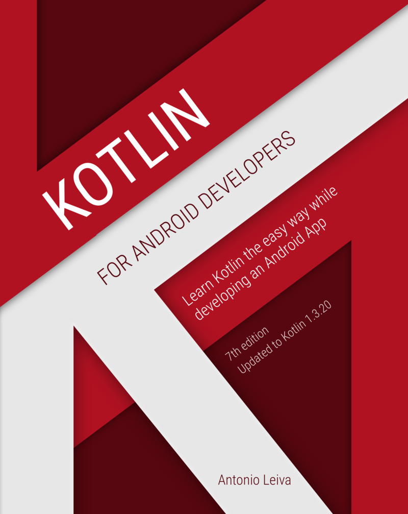 Kotlin For Android By Antonio Leiva Leanpub Pdf Ipad Kindle