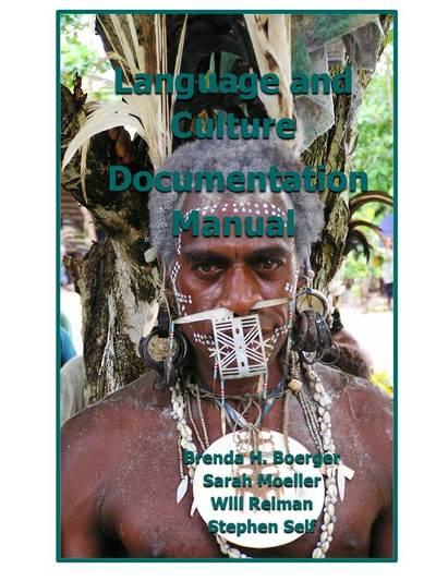 Language and Culture Documentation Manual