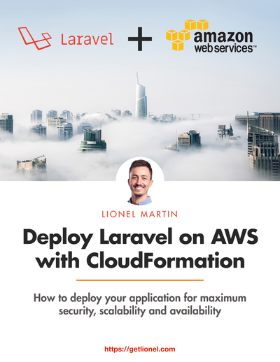 Deploy Laravel on AWS with CloudFormation