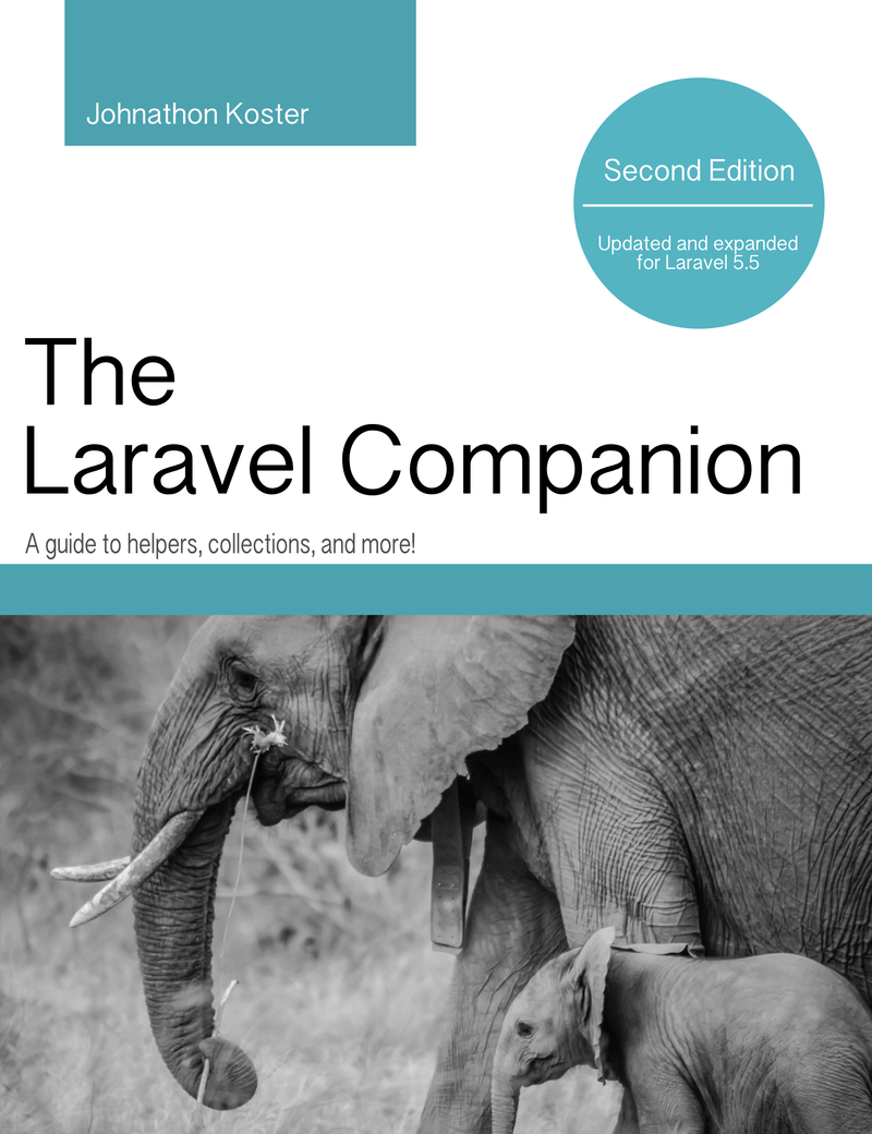 Laravel Companion: Second… by Johnathon Koster [PDF/iPad/Kindle]
