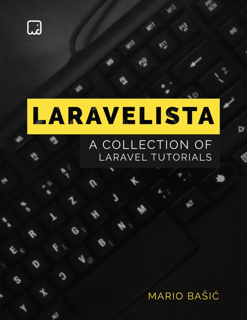 Laravel Book Pdf
